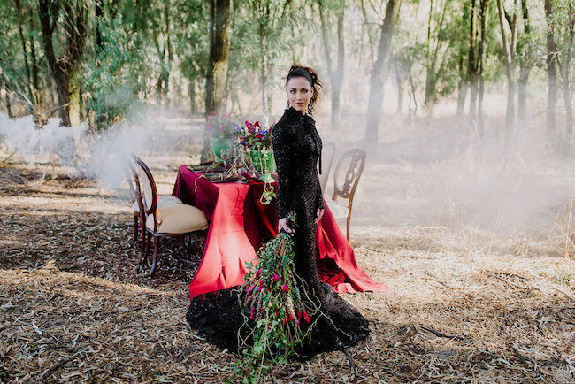 dramatic-black-and-red-forest-wedding-22