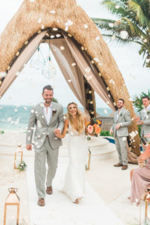 Dreams Riviera Cancun Mexico Wedding