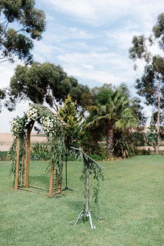 Eensgezind Durbanville Wedding Ceremony