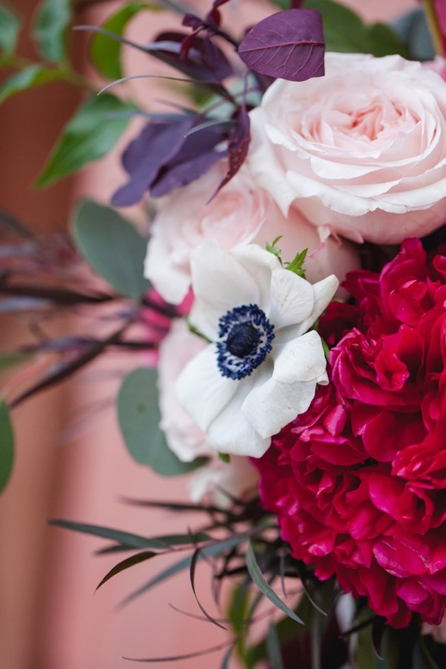 Elegant New Years Wedding Ideas {Casey Hendrickson Photography}