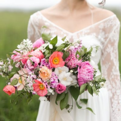 Ideas for the Romantic, Thoughtful, Environmentally-Friendly Bride {JenS Photography}