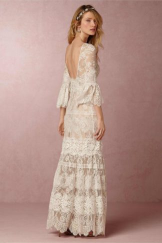 Oh my! 19 totally Exquisitely Romantic Bohemian Wedding Dresses!