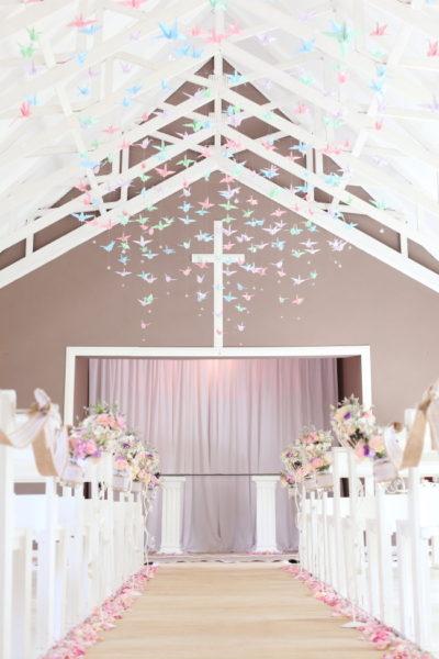 Enchanting Fairy Lights Wedding {Open Image Photography}