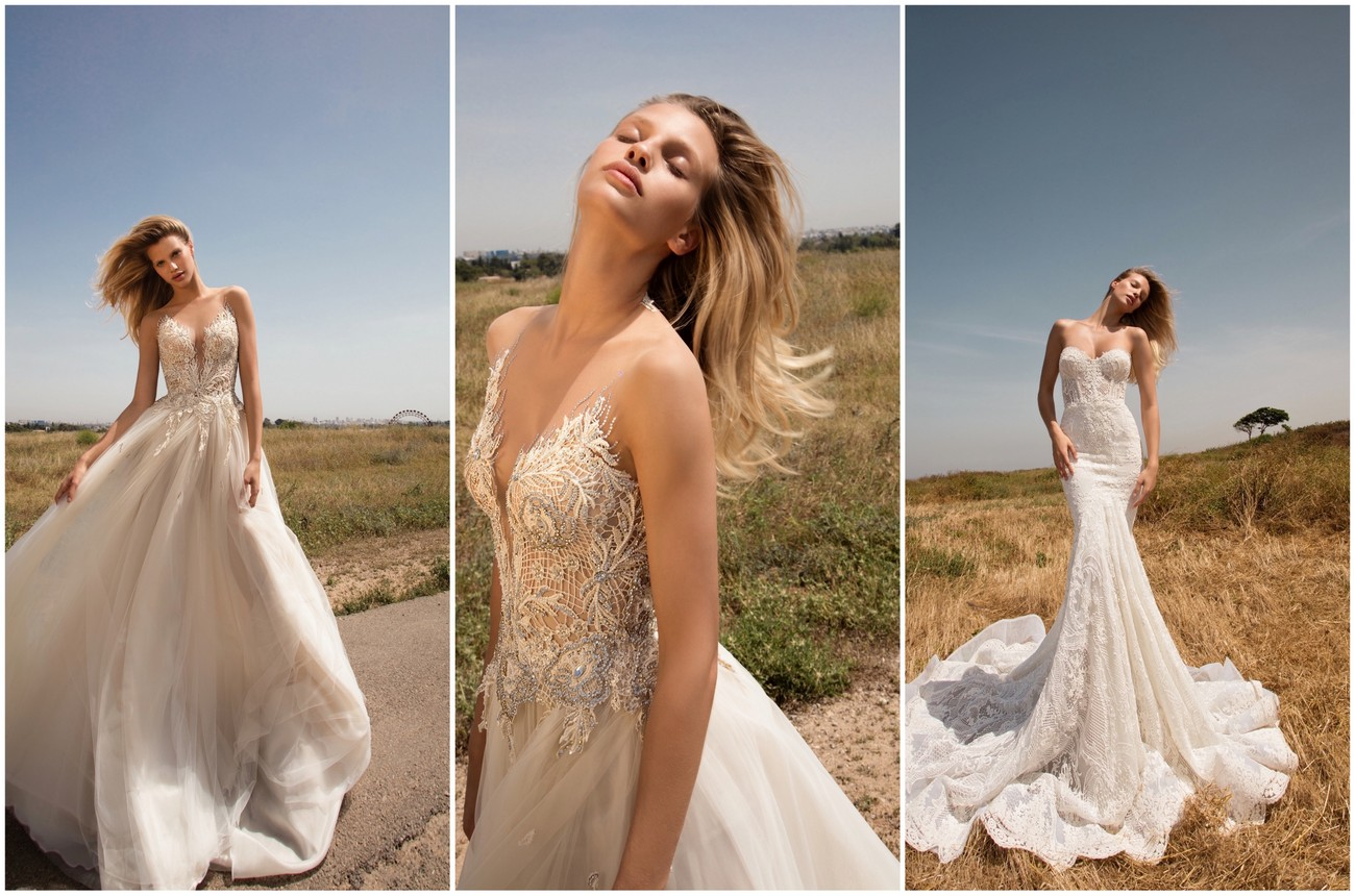 GALA - Galia Lahav Pret a Porter 2016 Collection 1
