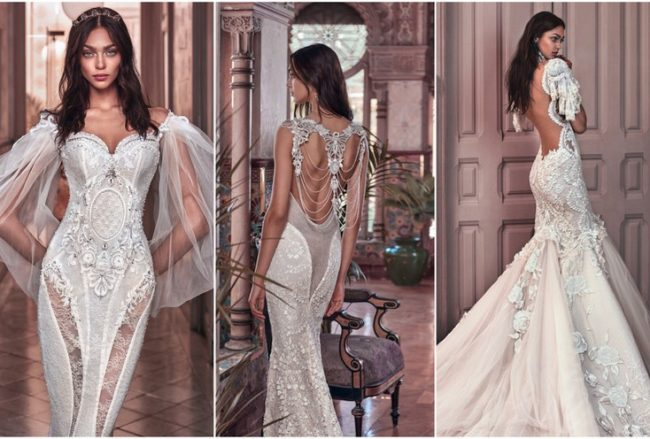Global reveal: Galia Lahav 2018 'Victorian Affinity' Collection
