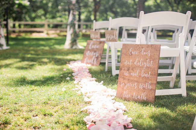 Garden Weddings in Arizona