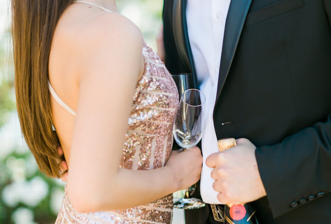 Gorgeous, Glittering Gauteng Engagement Photographs {Grace Studios Photography}