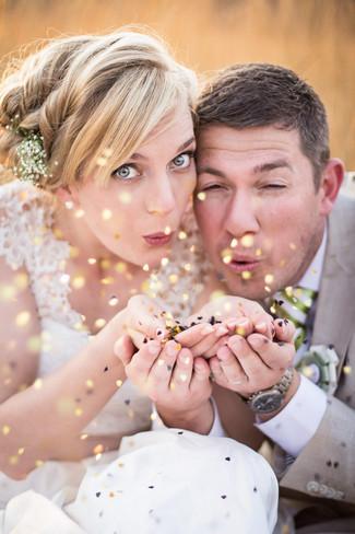 Glitter Wedding Ideas - Izelle Labuschagne Photography
