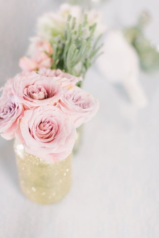 Glitter Wedding Ideas - Genevieve Fundaro Photography