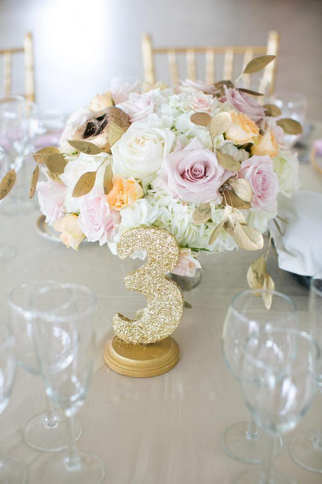 Glitter Wedding Idea- Carly Fuller Photography