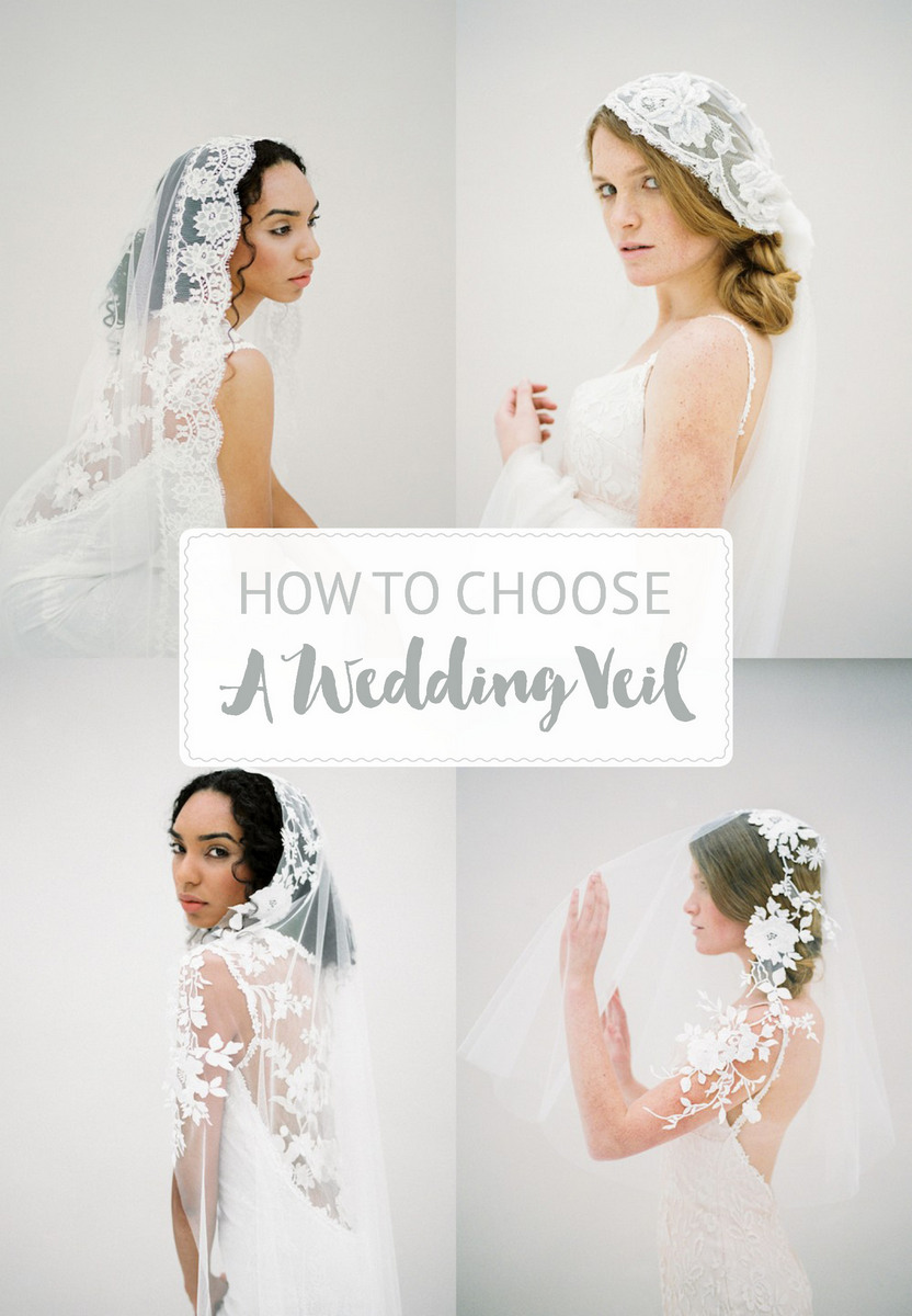 How to Choose a Wedding Veil