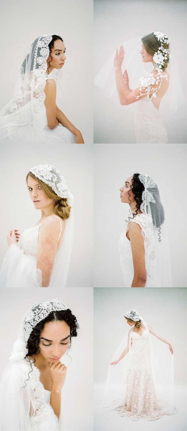 Learn How to Choose A Wedding Veil - All You Need To Know!
