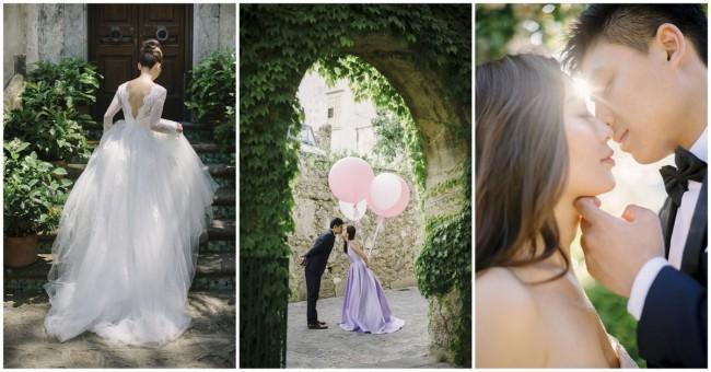 Italy Amalfi Wedding