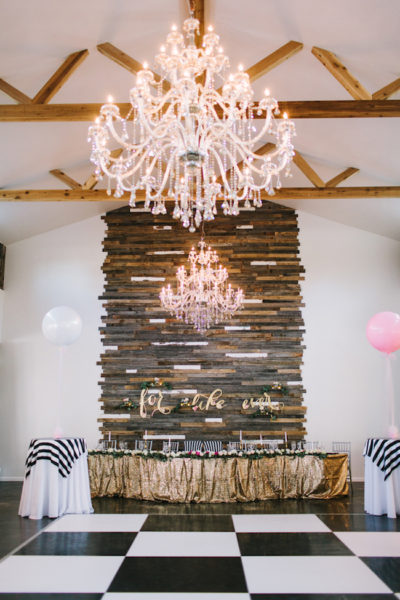 Bright and Modern Kate Spade Inspired Wedding in Oklahoma {Sarah Libby Photography}
