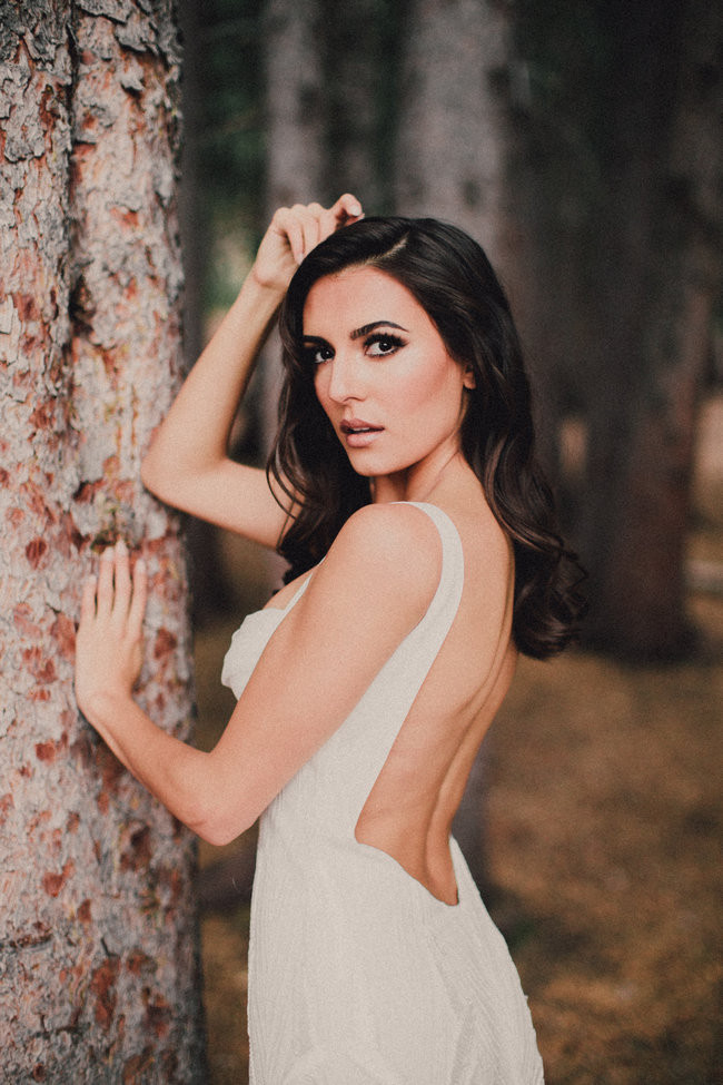 Katie May Backless Wedding Dress - Geneva (Ty French Photography)