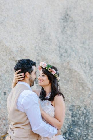 Llandudno Beach Wedding Couple Photographs
