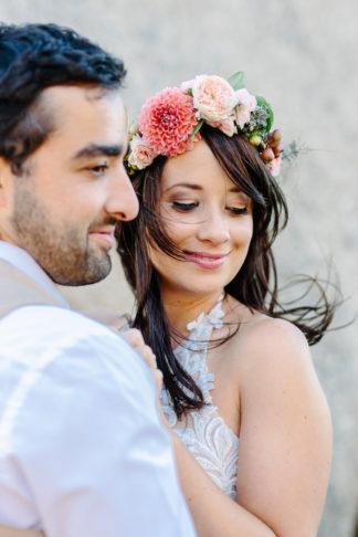 Llandudno Beach Wedding Photographs