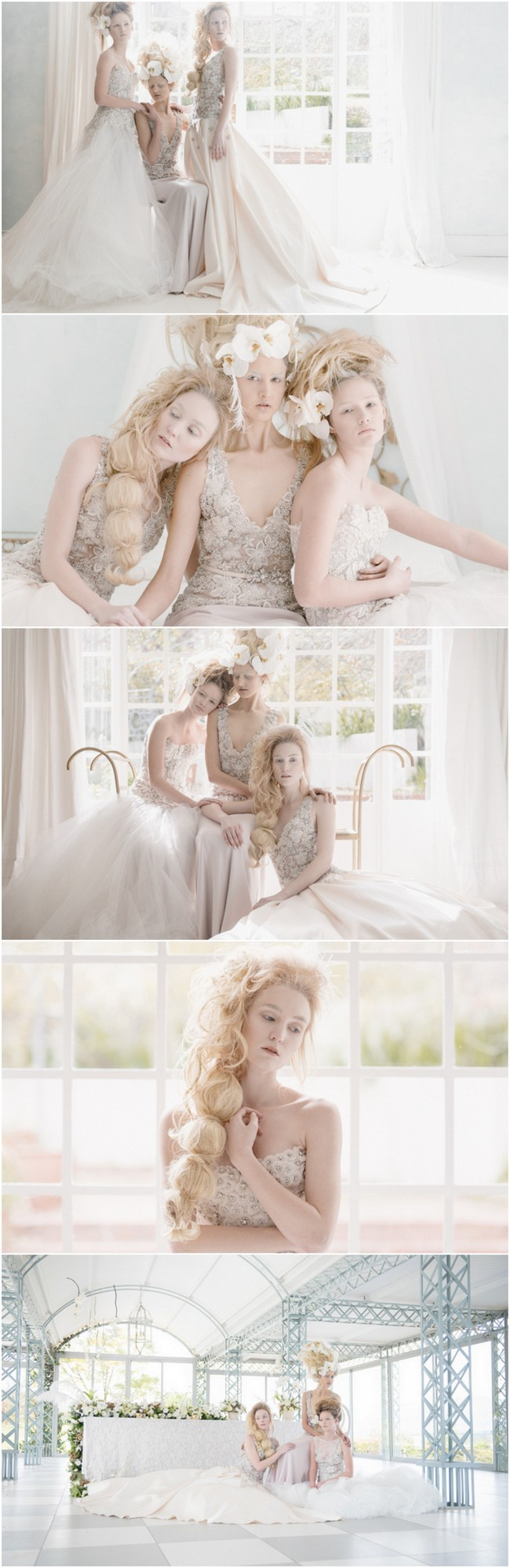 Marie Antoinette Wedding Ideas - ST Photography
