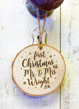 newlywed christmas ornaments newlywed christmas ornaments