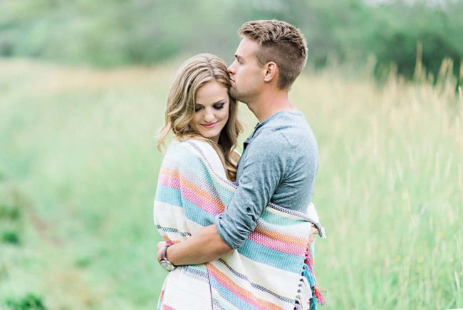 Outdoors Nova Scotia field and woods engagement shoot   Candace Berry Photography