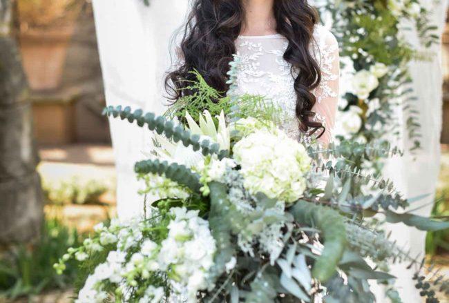 Organic, Whimsical Wedding Ideas {Jack And Jane Photography}