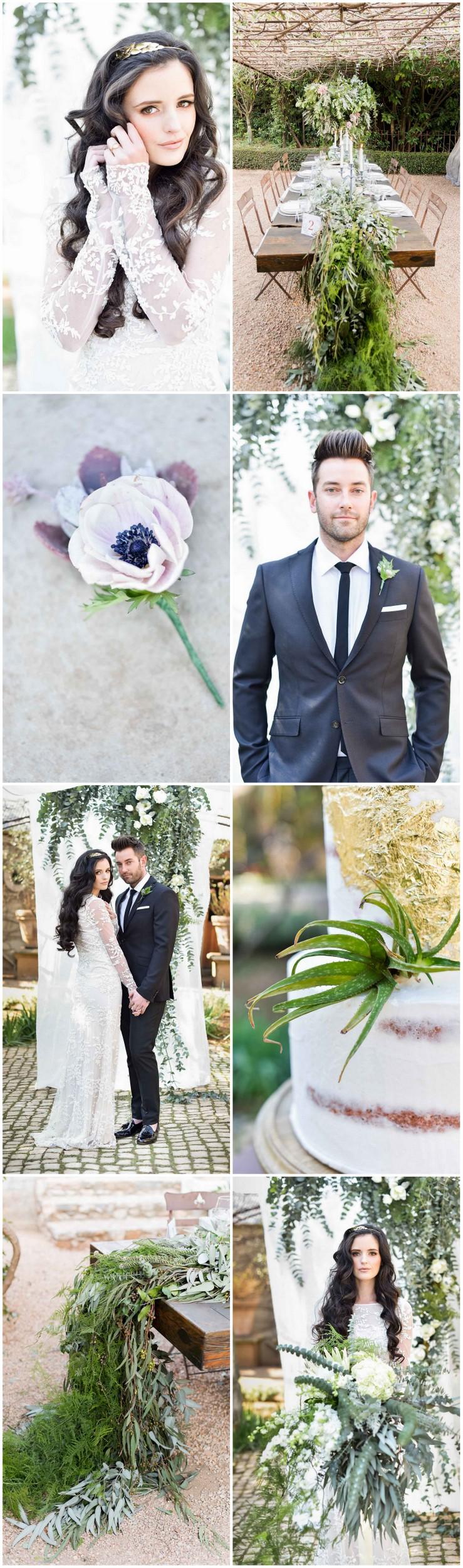 Organic Whimsy Wedding Ideas