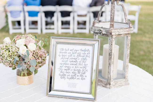 Outdoor Wedding Alabama