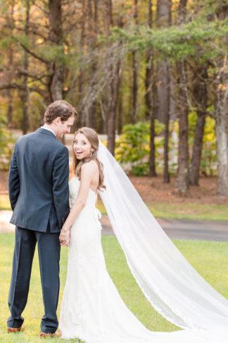 Outdoor Alabama Wedding