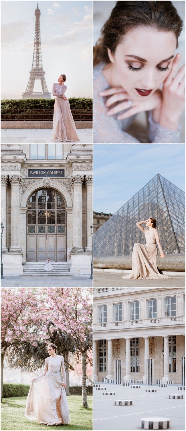 Paris Photography - Louvre Photoshoot