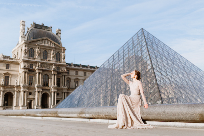 Paris photo shoot ideas outdoors