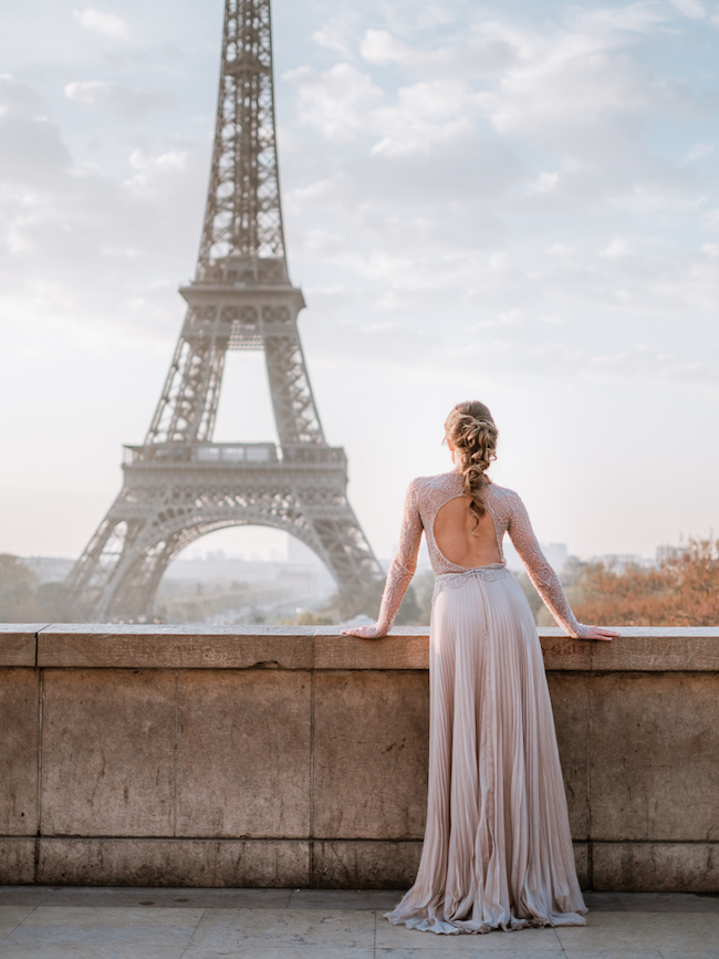 Iconic Paris Photoshoot With Tips For Photography In Paris