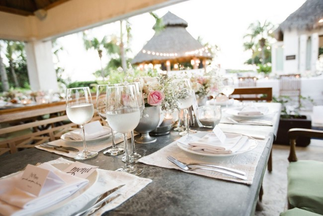 Dreamy Blush Punta Mita Destination Beach Wedding