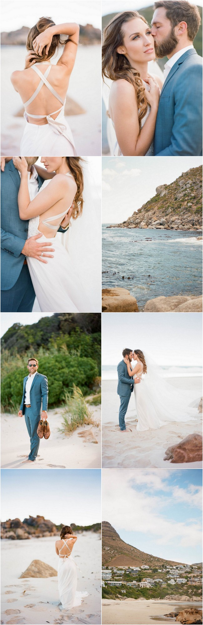 Romantic Cape Town Beach Bride 3