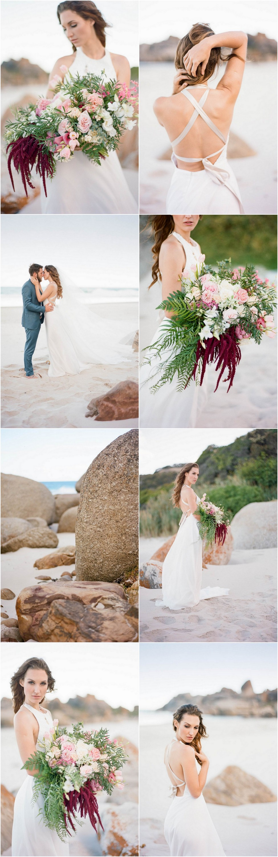 Romantic Cape Town Beach Bride 4