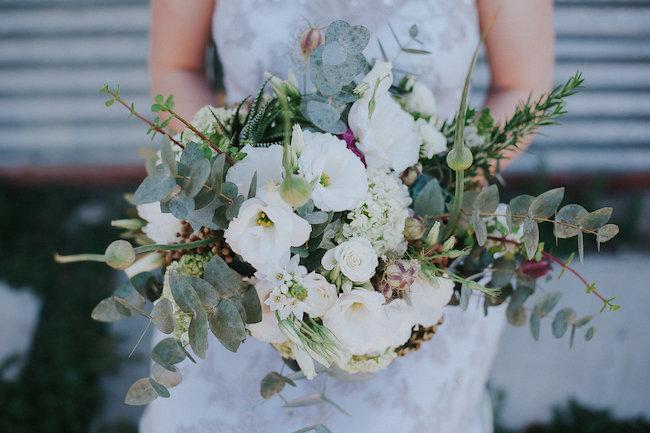 Rustic Herb Wedding