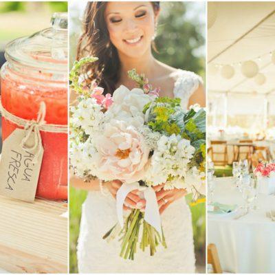 Rustic Southern California Vineyard Wedding {Orange Turtle Photography}