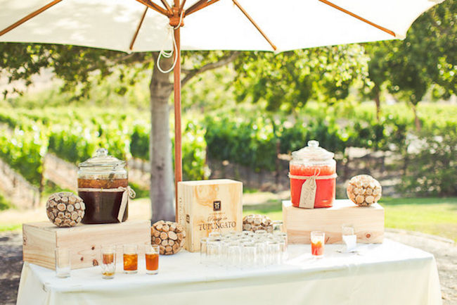 Rustic Southern California Vineyard wedding 20