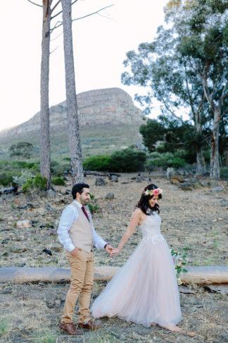 Signal Hill Wedding Portraits