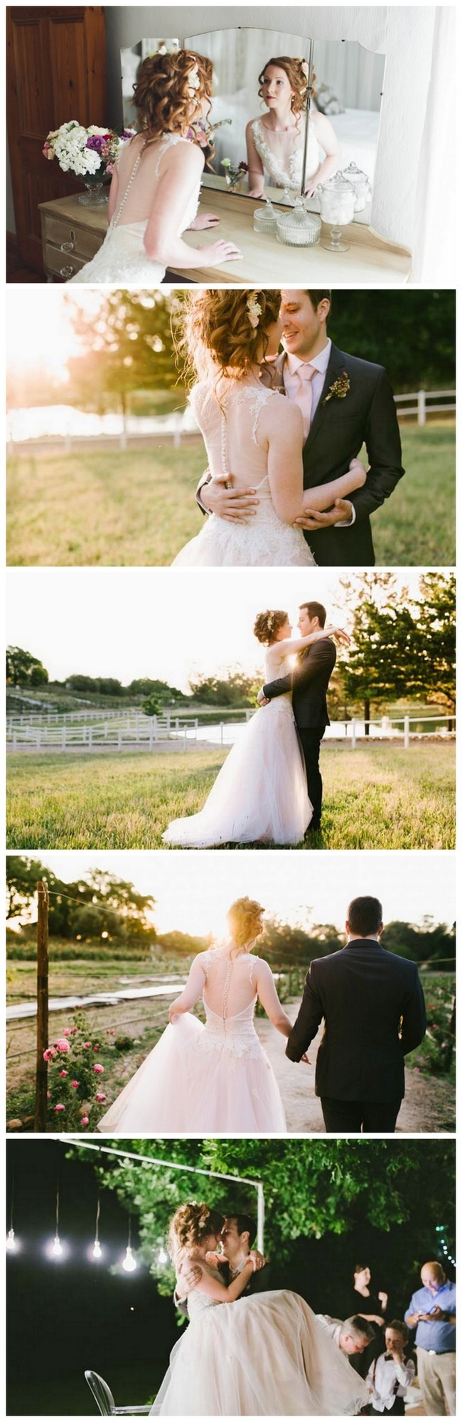 Such a beautiful example of real story telling wedding photography by Claire Thomson Photography
