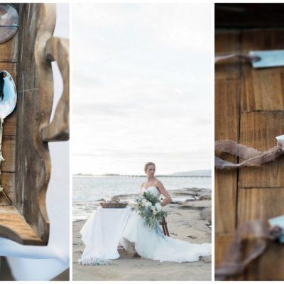 Sunset Cliffs Beach Wedding Ideas + Styling Tips {KSL Wedding Photo}