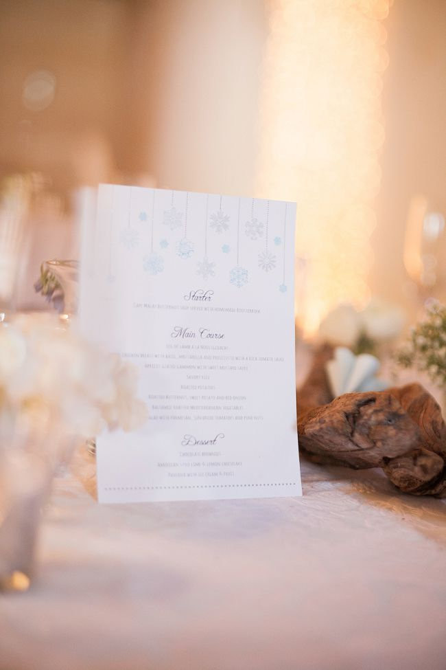 Thousand Crane Winter Wedding - Alexandra Graham Photography