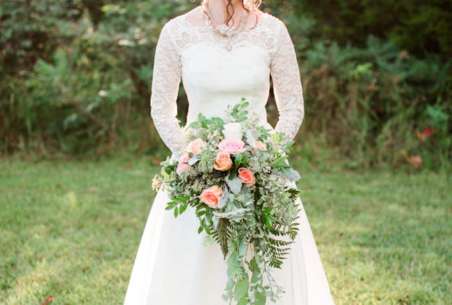 13 Tips for Buying A Vintage Wedding Gown {Wedding Planning Series}
