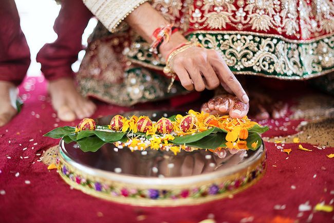 Traditional Hindu Wedding Ceremony