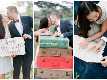 The Cutest Travel Themed Engagement Ideas {Bowtie and Bloom Photography}