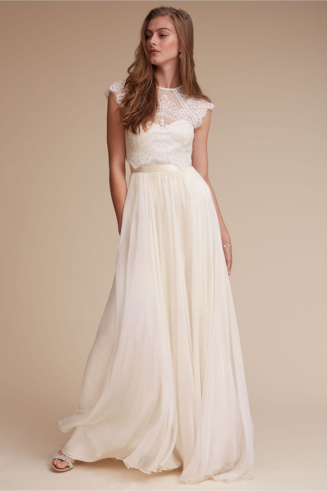 eefd446c42 Possibly the Most Epic Selection of Two Piece Wedding Dress Bridal ...