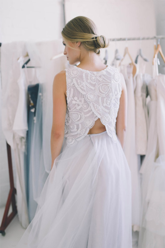 Two Piece Wedding Dresses