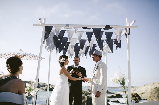 15 Wonderful Wedding Canopy & Arch Ideas