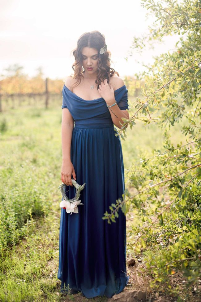Winter Bridesmaid Dress Ideas 26