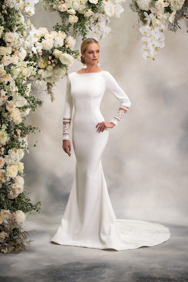 Beautiful wedding dresses south africa anna georgina for South african wedding dresses