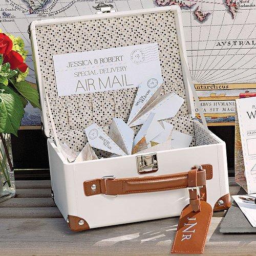 Affordable + beautiful travel themed wedding ideas